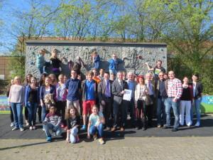 Verleihung SportBewegte Schule Saar